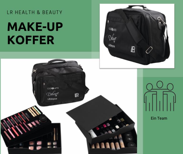 Ausrüstung eines Make-up Artist